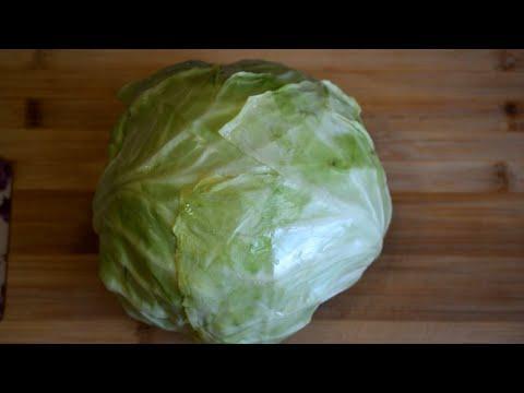 Новый Улетный Салат из Капусты! Со стола улетает сразу! Оригинальная ЗАПРАВКА для салатов!