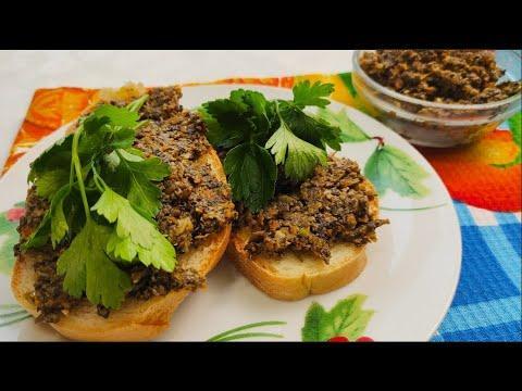 Вкуснейшая грибная икра с овощами | Проверенный рецепт из советсткой кулинарной книги
