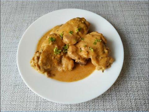 Курица с Подливой и готовить просто, и вкусно к Любому Гарниру!