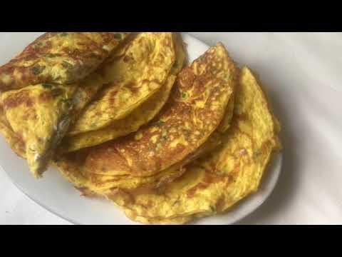 Завтрак из яиц и сыра. Без вреда, для фигуры