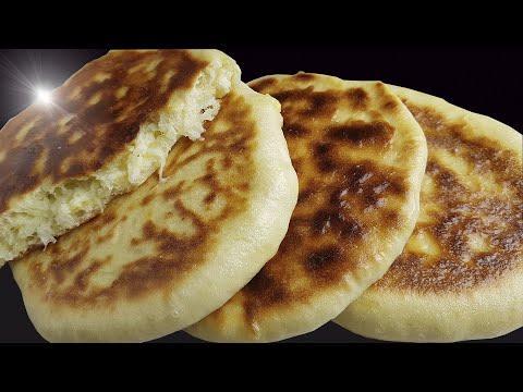 ХАЧАПУРИ на сковороде, ВКУСНЫЕ грузинские лепёшки