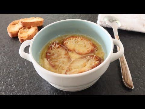 Луковый суп, французская классика на вашей кухне!