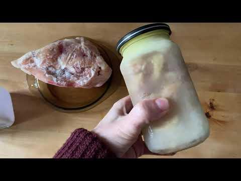 СРАВНИМ Суп с концентрированного бульона