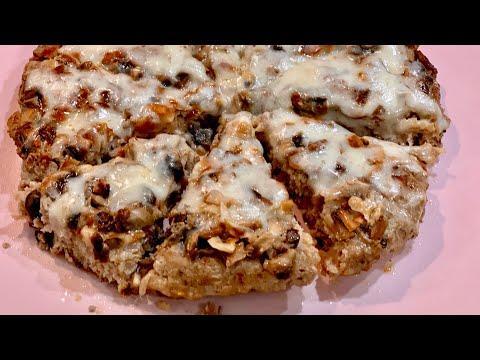 Ленивая котлета или Пицца- котлета - быстро, просто, необычно и даже вкуснее обычных котлет