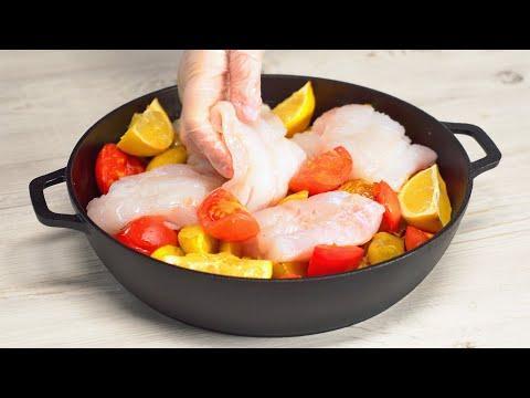 3 ОЧЕНЬ ВКУСНЫХ БЛЮДА С РЫБОЙ, которые стоит обязательно приготовить! Рецепты от Всегда Вкусно!