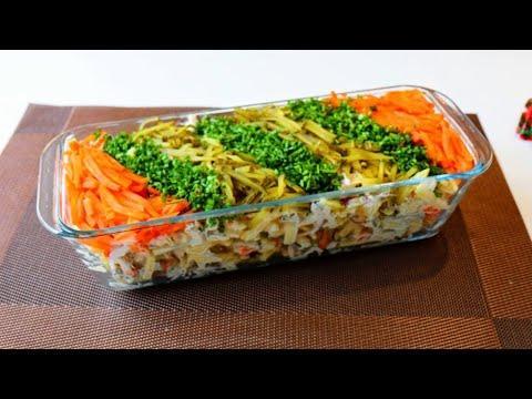 Взбейте ВАРЕНЫЕ ЯЙЦА для картофельного салата!