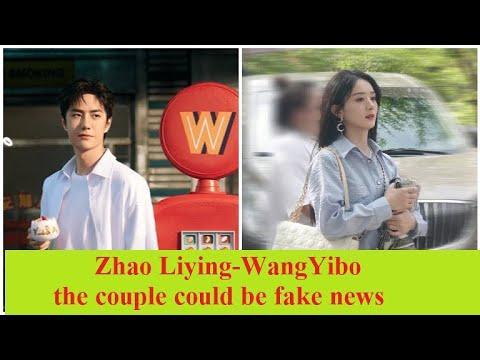 Vương Nhất Bác-Triệu Lệ Dĩnh cặp đôi có khả năng chỉ là tin đồn giả- Lý do có ngay trong video này?
