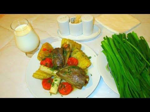 БАРАНЬИ ГОЛЯШКИ / БАРАНЬИ НОЖКИ Бесподобно вкусное блюдо из бюджетного мяса.