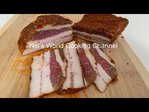 ТЕПЕРЬ Я СОЛЮ САЛО ТОЛЬКО ТАК! ВСЕ В ВОСТОРГЕ - Как солить сало дома , вкуснейший рецепт (Bacon)