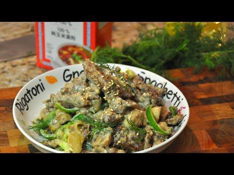 Как сделать любое Жесткое мясо нежным и Мягким. Говядина тушеная за 5 минут. Говядина с овощами.
